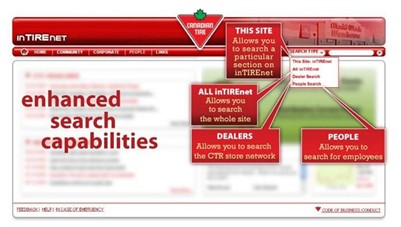 Enhanced Search Capabilities