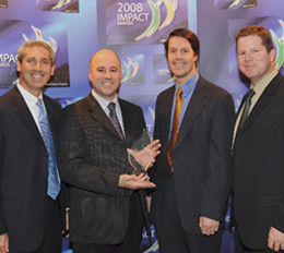 Envision IT receives IMPACT Award