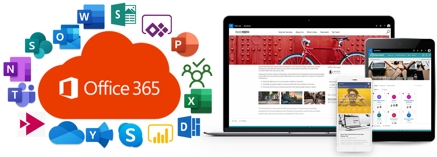 Envision IT, Valo, and Office 365